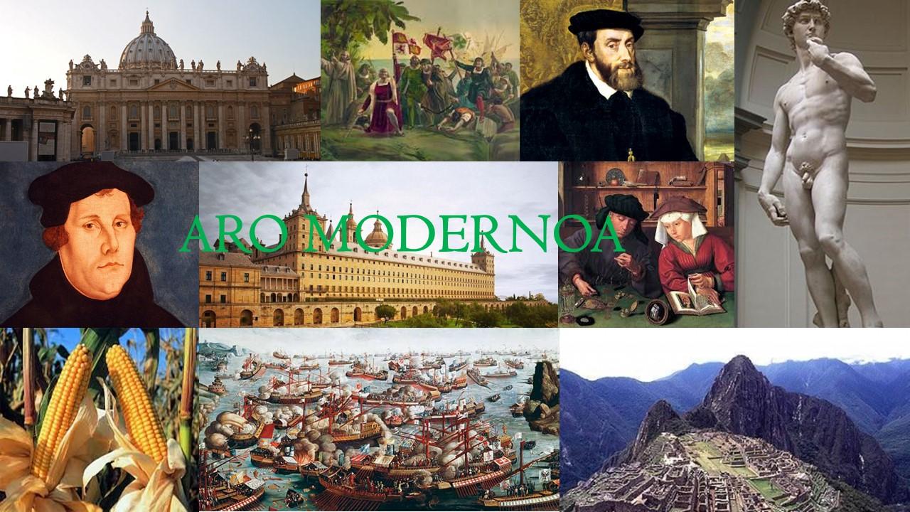 Aro Modernoa